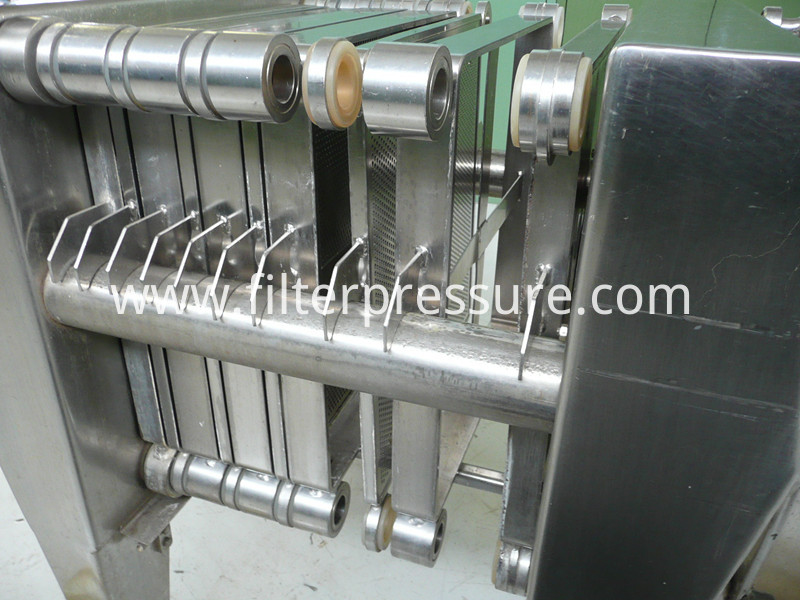 Stainless Filter Press2