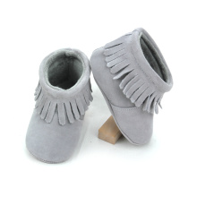 Wholesale Discount for Baby Boots Moccasins Popular Winter Infant Shoes Baby Boots export to Indonesia Factory
