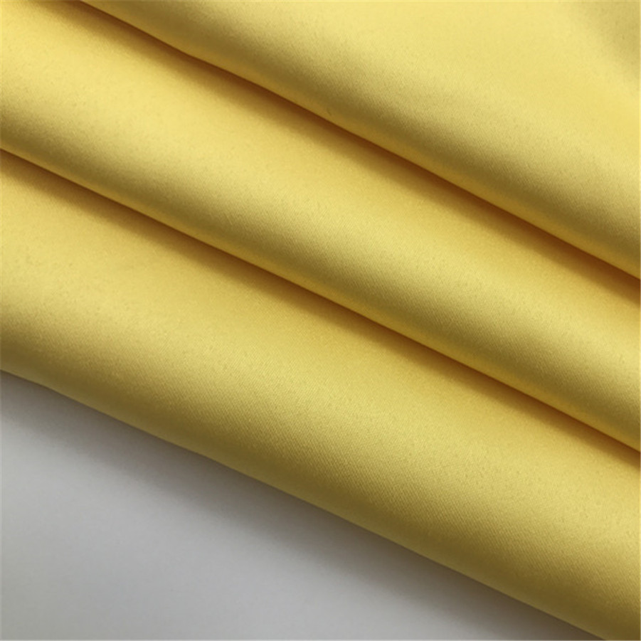 Wholesale 100 Polyester Silk Crepe Back Satin