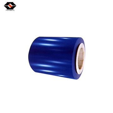 3004 Alloy Customized Blue Color Coated Aluminum Coil
