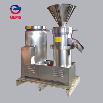 Industrial Nut Butter Nut Paste Making Grinding Machine