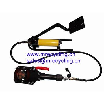 Ang Press Wire Cutter Oil Pressure