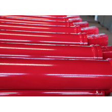 factory low price for Concrete Pump Deck Pipe Concrete Pump parts Twin Wall delivery pipe export to Djibouti Exporter