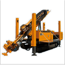 Multifunction portable DTH water well drill rig