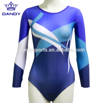 Best Price for for Custom Gymnastics Leotards,Youth Gymnastics Leotards,Kids Dance Leotards Manufacturer in China sublimation designs gymnastics leotards for sale export to Moldova Exporter