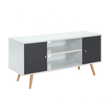 living room furniture MDF wood tv cabinet modern