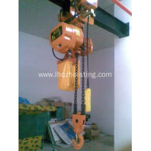 high quality 0.5ton chain electric hoist