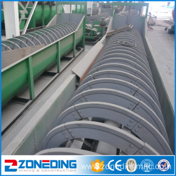 Top Quality Silica Spiral Sand Washing Machine Price