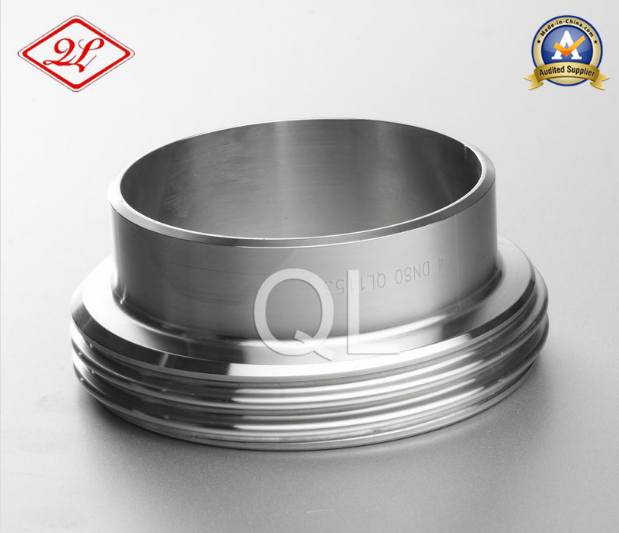 Sanitary Stainless Steel Fittings SMS Union