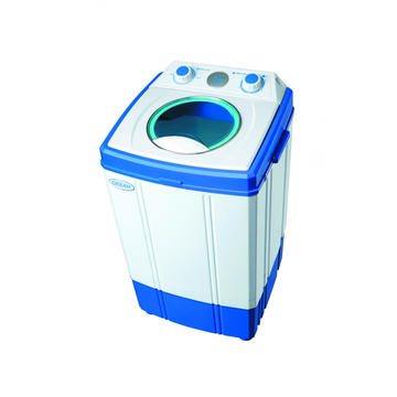 Single Tub 4KG Plastic Cover Washing Machine
