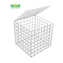Factory price beauty gabion basket wall for sale