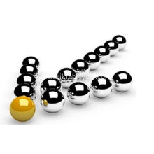 Best Quality for Bike Steel Ball 3.969MM Stainless Steel Ball for Bike Part export to Turks and Caicos Islands Supplier