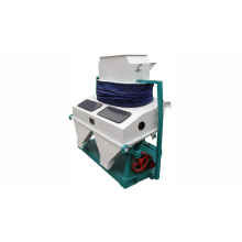 Europe style for for Purchase Grain Destoner,Stone Cleaning Machine,Vibratory Destoner from China Factory TQSX Series De-stoner supply to Ukraine Factory