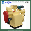 YULONG HKJ250 animal feed ring die pellet machine made in China