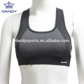 Custom Print Sublimated Crop Top Bra