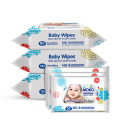 Private Label Sensitive Baby Wipes for 6-36 Months Baby