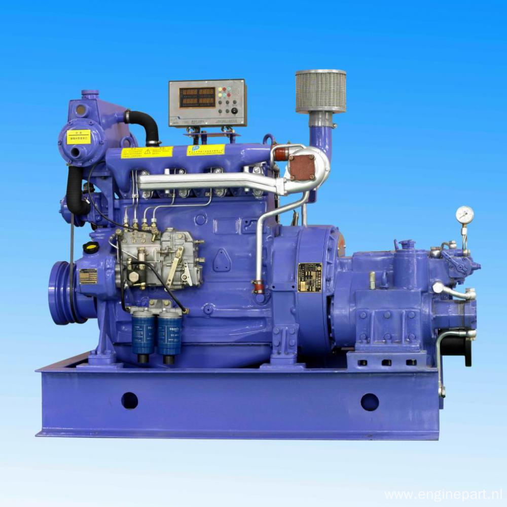 Complete New Diesel Engine For Marine Deutz TD226B-3 Engine