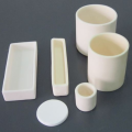 99% Corquum Alumina Ceramic Crucible for Metal Metal