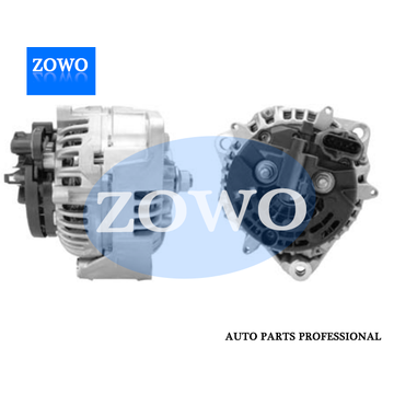0124655025 BOSCH CAR ALTERNATOR 120A 24V