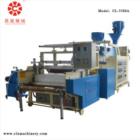 Two Screws Automatic Stretch Film Making Machine