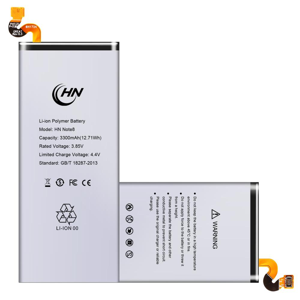 Samsung Note 8 Battery