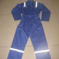 Grossistblå Jumpsuit Safety Workwear