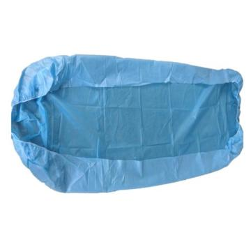 bule color disposable medical waterproof bedspread