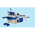 Semi automatic folder gluer carton machine