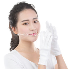 2018 Hot Sales Ladies's white gloves