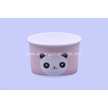 Supply for Coated Ice Cream Paper Cup Best selling eco-friendly paper cup supply to Belize Factory