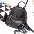 2018 new fashion tassel backpack backpack leather