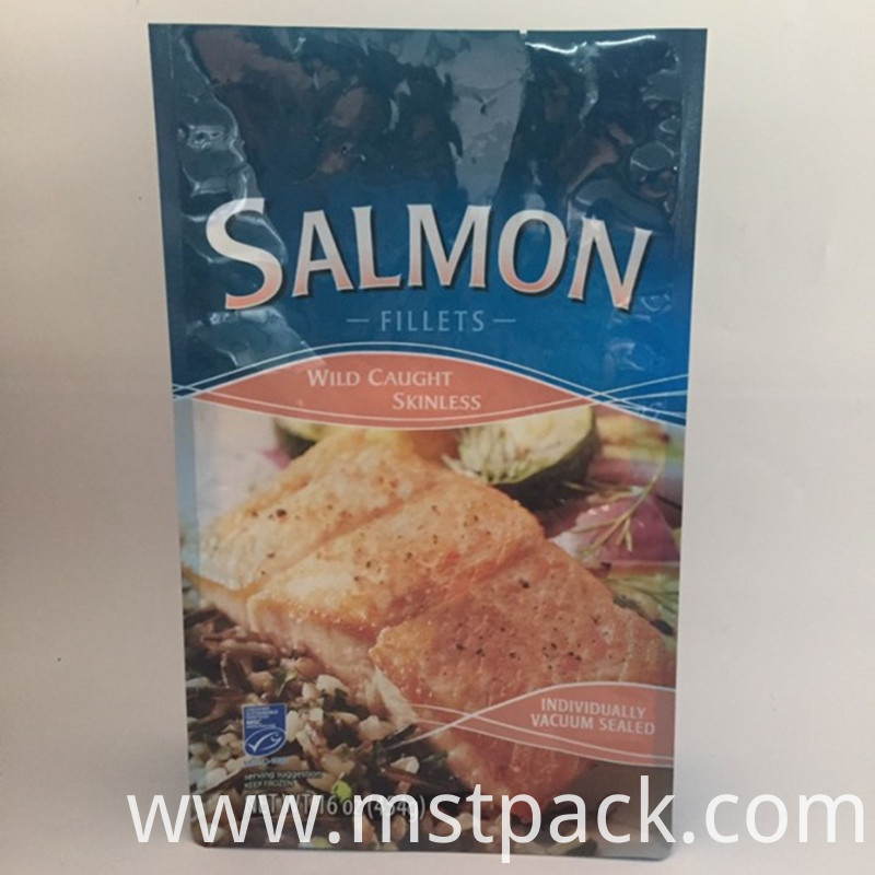3 Side Seal Meat Bag