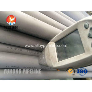 ASME SA790 S32760 Super Duplex Stainless Steel Pipe