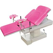 Electric gyno operating table