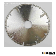 D115 Electroplated Segmented Disc