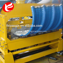 Best Price for Arch Roof Panel Machine Trapezoid Arch profile Crimping Curving Machine supply to Gabon Factory