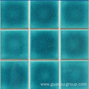 95mm Glazed Porcelain Mosaic Tile
