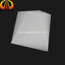 0.125mm Clear Polyester Roll