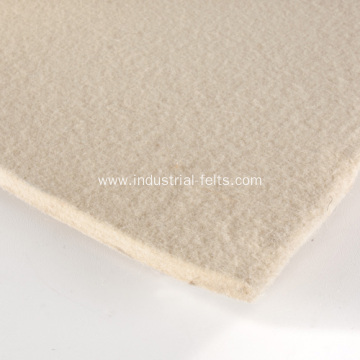 Custom thickness high density industrial wool felt sheets