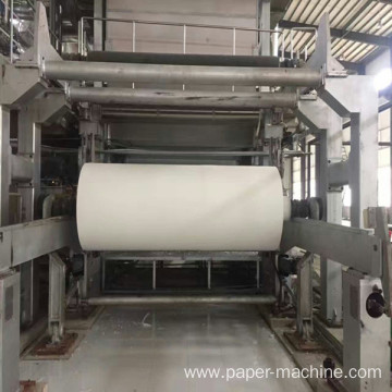 Machine To Make Toilet Tissue Paper