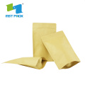 Eco Friendly Paper Popcorn Pizza Sandwich Bags