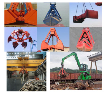 Crane Grab Bucke/Mechanical Crane Grab