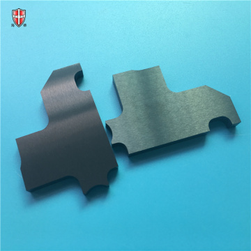 machinable Si3N4 ceramic custom shape chunk block