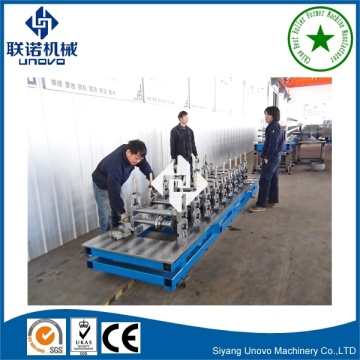 C Strut Channel Roll Forming Machine