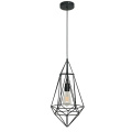 Vintage Cage Modern Iron Indoor Pendant Lamp