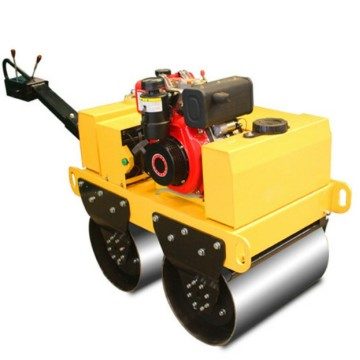 Compacteur de rouleau vibrant de route de machines de construction mini