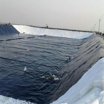 High Puncture-Resistance Geomembrane for Pond