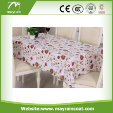 Colourful Design Printed Table Cover 100% PVC Tablecloths