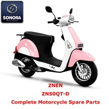 Znen ZN50QT-D BREEZE Complete Scooter Spare Part