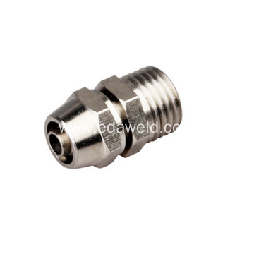 Quick Twist PC Brass Joint Fittings